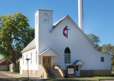 Barnard United Methodist Church